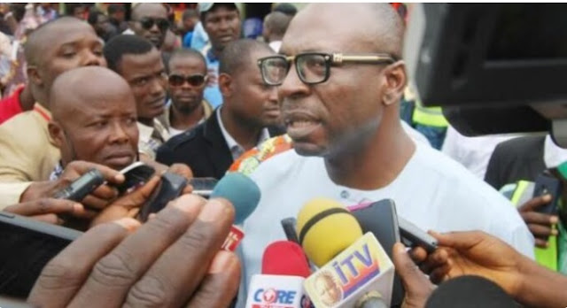Ize-Iyamu: I won't go to tribunal but pre-election cases will continue