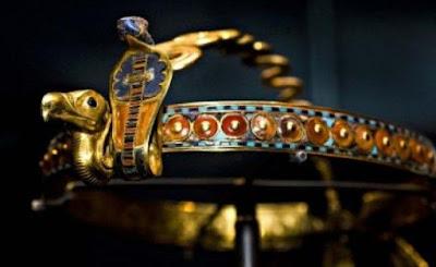 Tutankhamun Diadem
