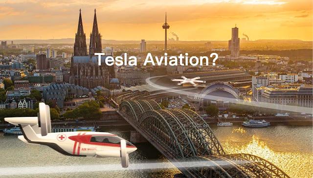 Tesla進入eVTOL/UAM市場的分析