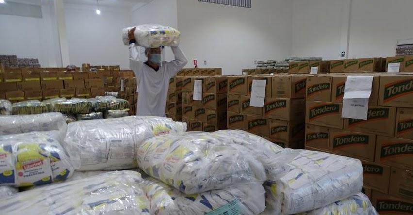 QALI WARMA: Inician primera entrega de alimentos a 2688 instituciones educativas en la región San Martín - www.qaliwarma.gob.pe