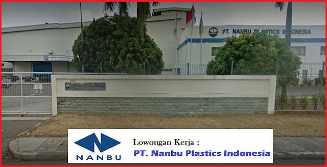 Lowongan Kerja PT Nanbu Plastics Indonesia Dengan Posisi Operator Produksi Lulusan SLTA Sederajat
