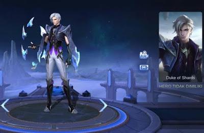 hero terbaru mobile legend Aamon