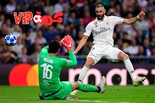 يلا كورة||مباراة ريال مدريد واساسونا