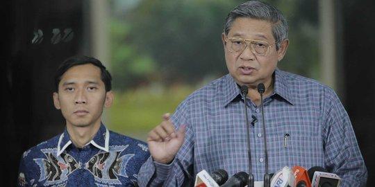 Kisruh Demokrat, SBY Ancam Demo Istana