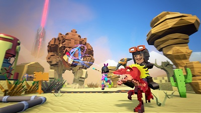 PixARK Review | Preview | Gameplay