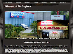 Visit Fantasyland's New Redsigned Website