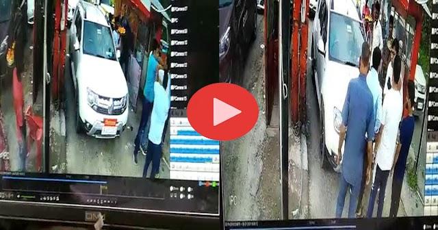 हिमाचल में MLA के उद्दंड बेटे को फुल इज्जत: टोल नहीं चुकाया- थप्पड़ मारा गाली दी, पुलिस ने छोड़ दिया