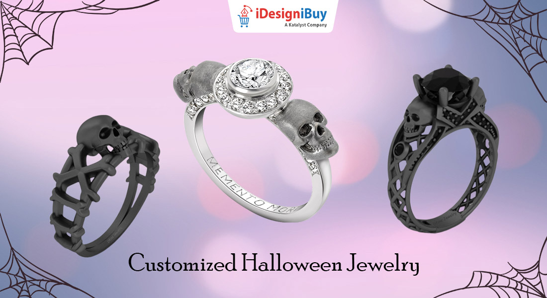 Design And Offer Customized Halloween Jewelry Using Jewelry Design Software