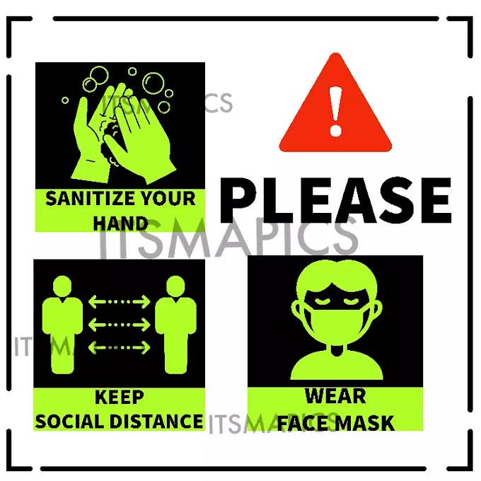 COVID Signs for Business - Social Distancing Signs & Poster Images