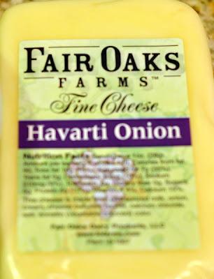 havarti onion cheese