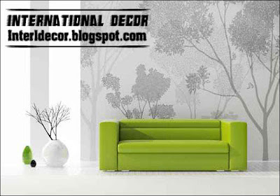 Modern Sofas Furniture Models With Different Color