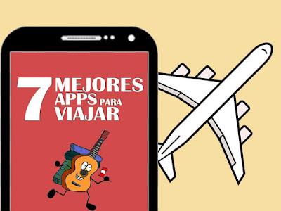 Apps para viajes para celulares