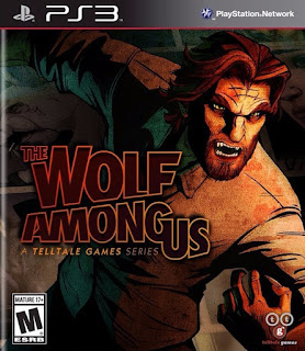 The Wolf Among Us PS3 Torrent