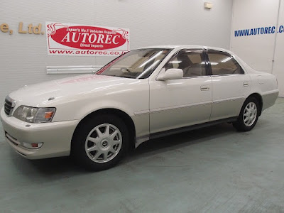 19570A7N7 1998 Toyota Cresta Exceed G