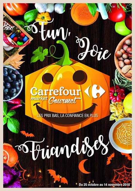 catalogue carrefour gourmet octobre novembre 2018