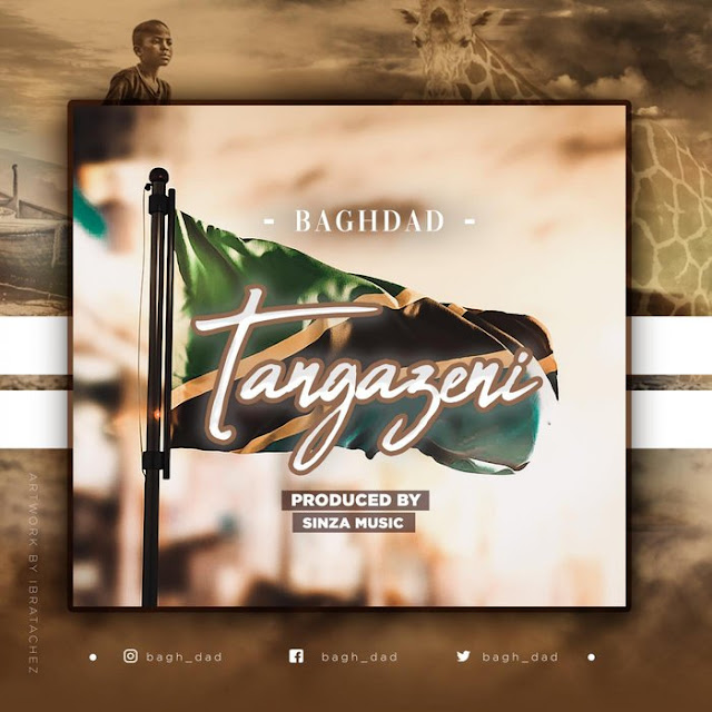 Baghdad - Tangazeni (Audio) MP3 Download