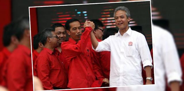 Tumbuh dari Bawah dan Sangat Merakyat, Ganjar dan Jokowi Banyak Kemiripan