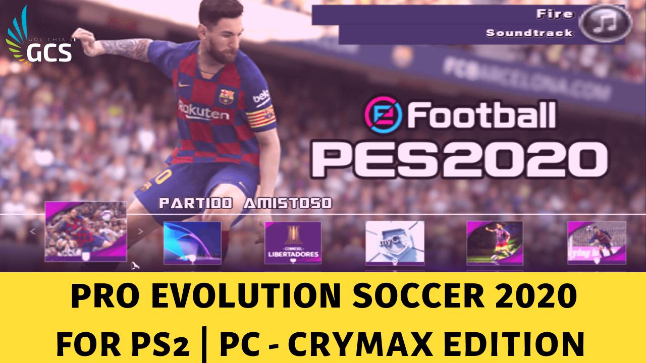 PES 2020 PS2 PC  Mobile - www.infogatevn.com