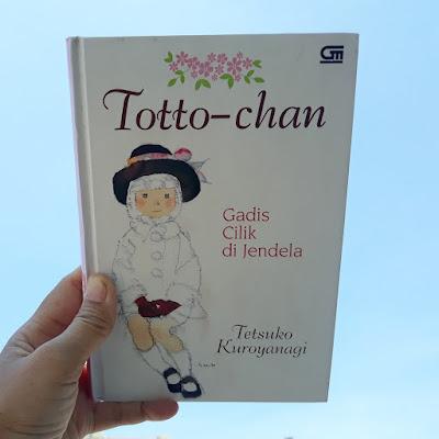 Review Buku Totto-Chan :Gadis Cilik di Jendela ~ ~ Rumah Maya Tatit ~