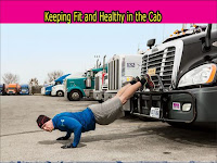 Keeping match and Healthy within the Cab