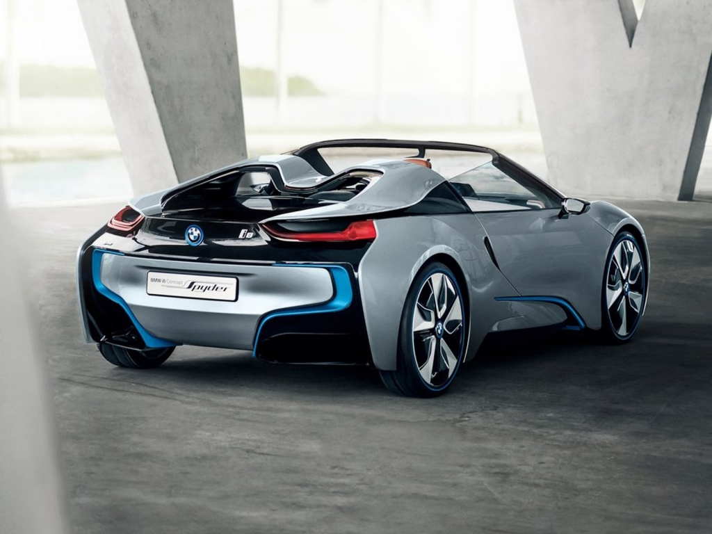 Information And Review Car 2013 Bmw I8 Spyder Concept