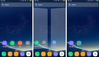 لانشر Galaxy S8 لجميع اجهزة الاندرويد