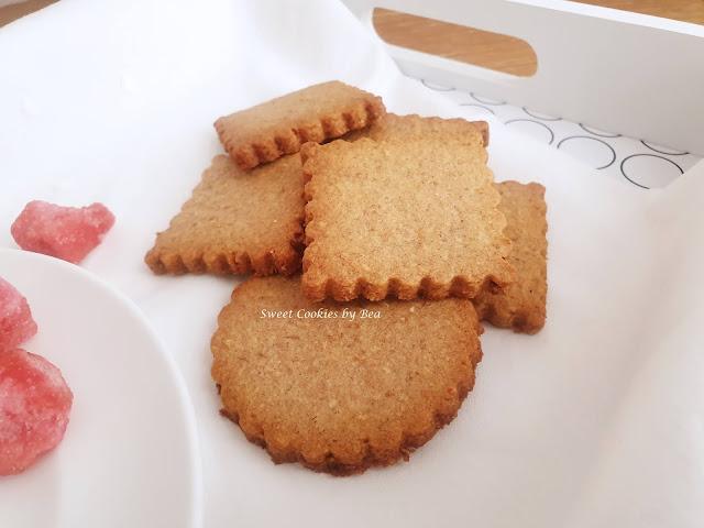 galletas de canela y anis