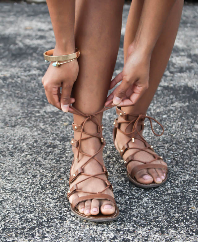 gladiator-sandals-denim-shorts-crop-top