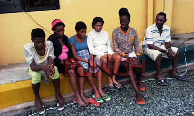 Police have discovered a baby factory at the Ogbor-Hill zone of Aba in Abia State and saved five pregnant ladies.