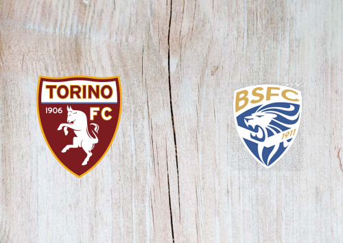 Torino vs Brescia -Highlights 08 July 2020