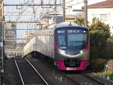 【ダイヤ改正で復活!】5000系の特急 新宿行き