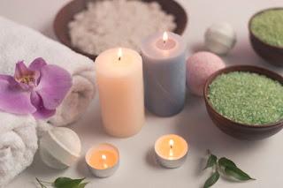 gambar lilin aromaterapi