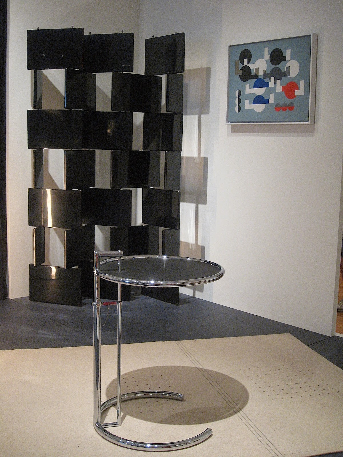 Gray Chair And A Half Dining Covers Adelaide Judy Polan: Exhibition: Great Women Of 20th Century Design At Moma