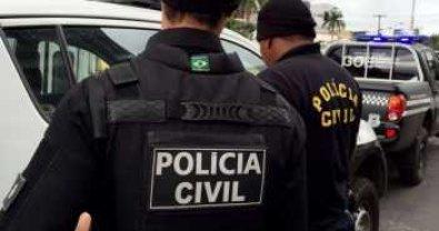 PC prende ladrões e acusados de assassinatos em MT