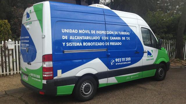 Empresa de desatrancos urgentes en Madrid