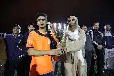 فريق أمل عين الرحمة يتوج بلقب دوري رمضان عين الرحمة 2019