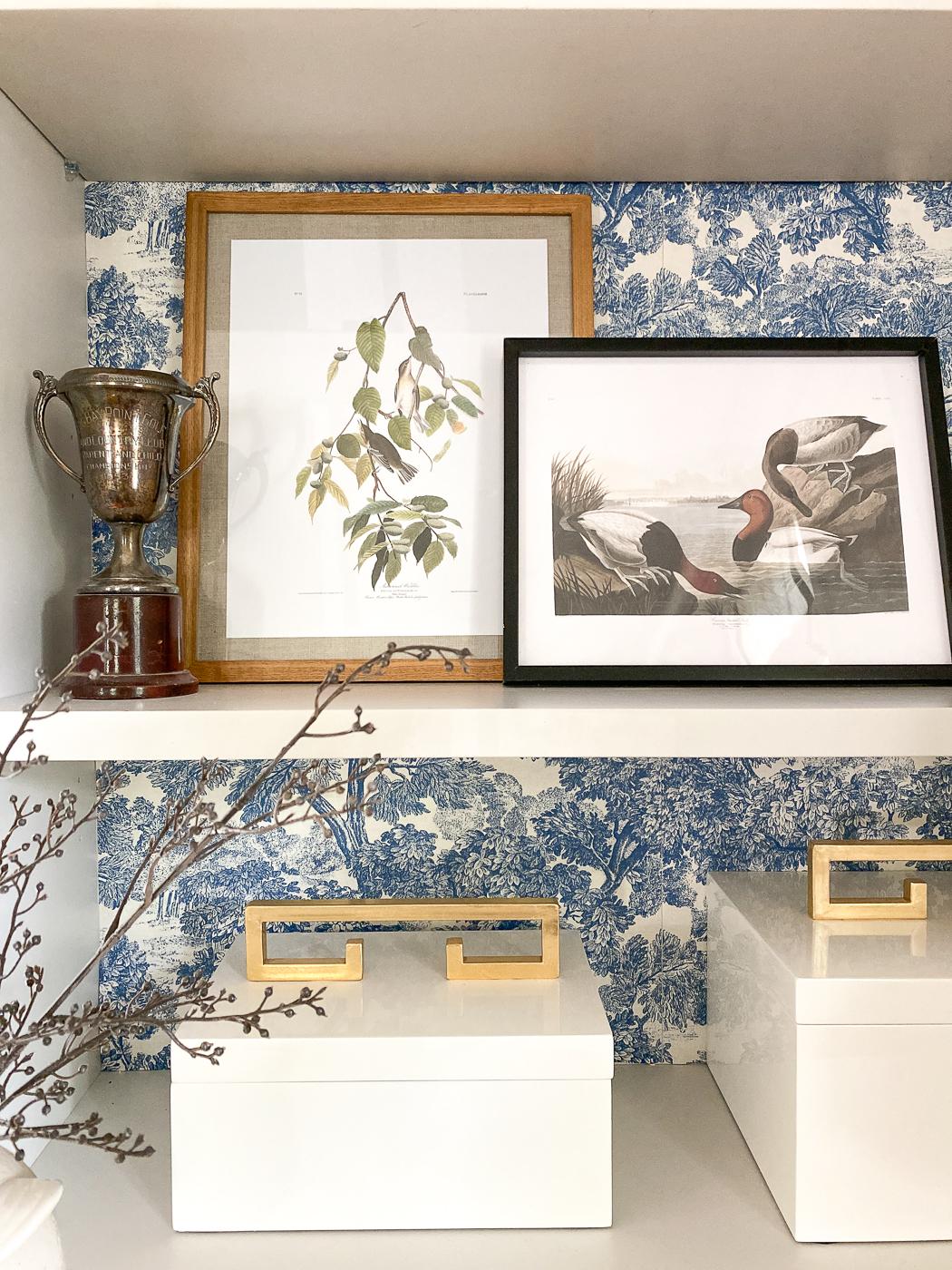 free fall printable wall art, fall printable art, fall printable decor, free audubon printable
