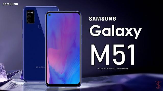 HP Samsung Galaxy M51 Xtremepower