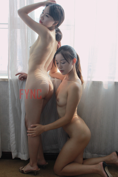陸模 – 美絢&美心 雙模戲 Double Play