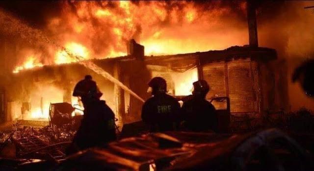 chattogram noakhali shop was burnt