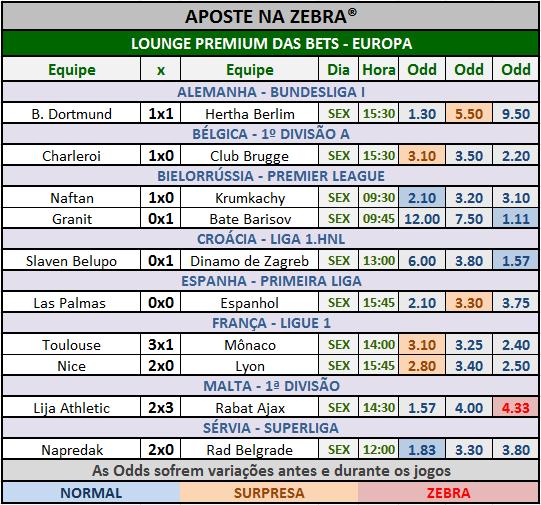 LOTOGOL 836 - GRADE BETS EUROPA 02