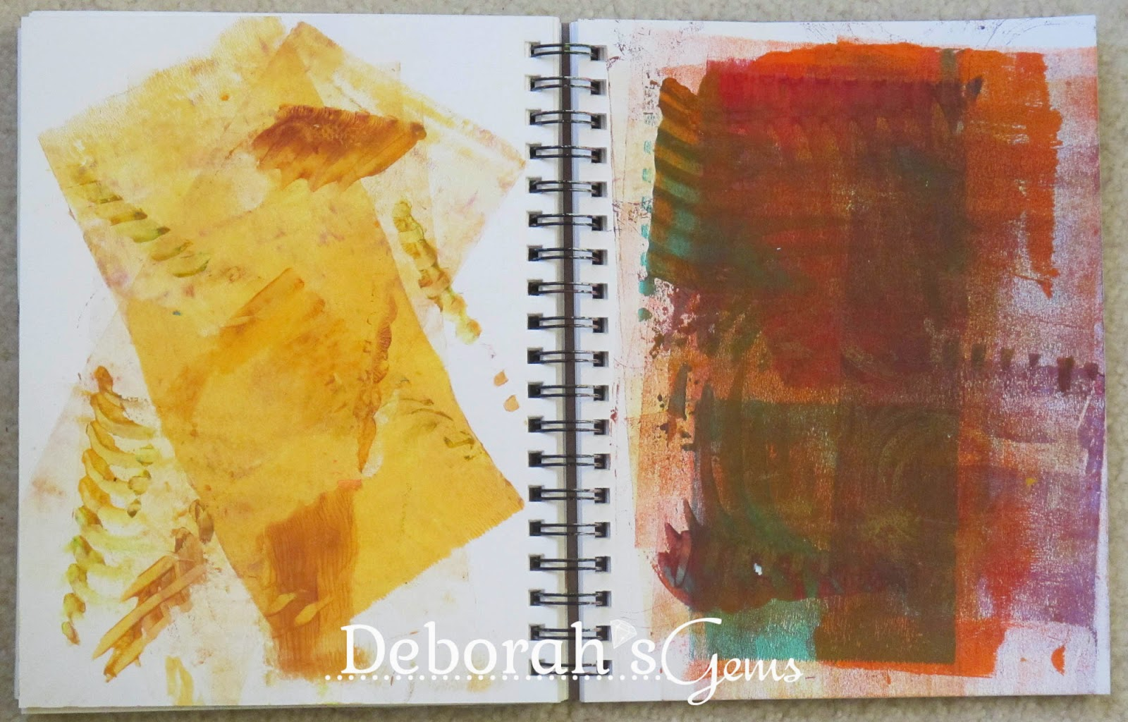 365 Journal 4 - photo by Deborah Frings - Deborah's Gems