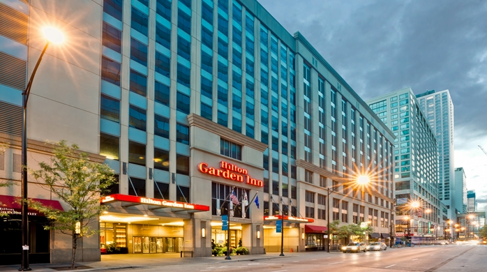 Hump day giveaway winner and holiday alert day 1 for Downtown chicago lodging