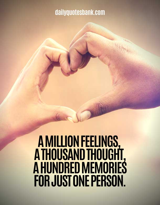 Romantic Love Quotes To Make Her Feel Beautiful