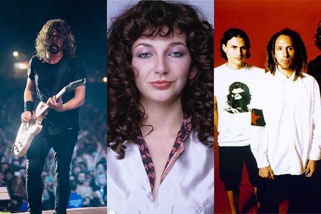 Foo Fighters, Iron Maiden y Rage Against The Machine, y Kate Bush entre nominados al Rock & Roll Hall of Fame