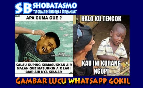 Gambar Lucu WA (Whatsapp)
