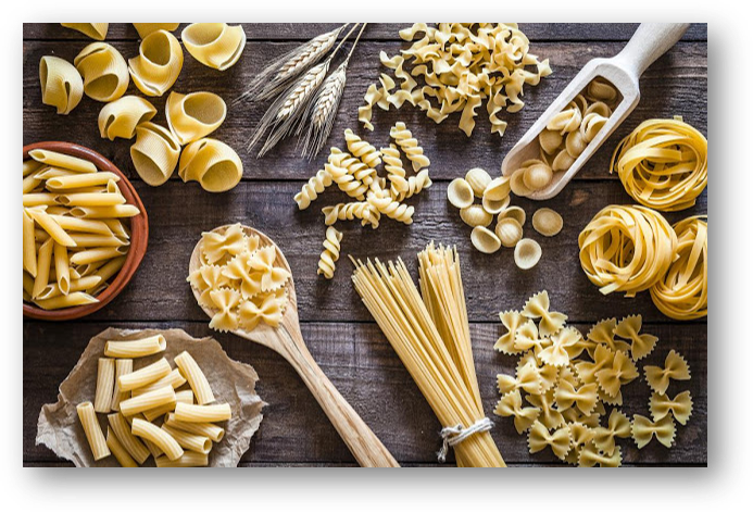 Chef Q 13 Popular Types Of Dried Pasta And Their Dishes