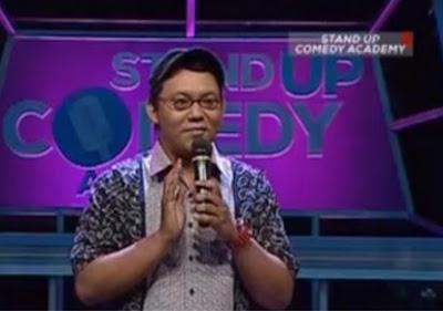 Yudha jakarta stand up comedy academy indosiar