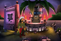 Help #Sinbad solve a few local dilemmas in Sinbad's Journey by #CarmelGames! #PointAndClickGames