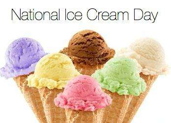 National Ice Cream Day Wishes Images download